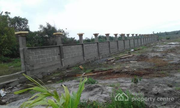 Edgevilla Estate with Certificate of Occupancy, Eleko Junction, Eleko, Ibeju Lekki, Lagos, Mixed-use Land for Sale