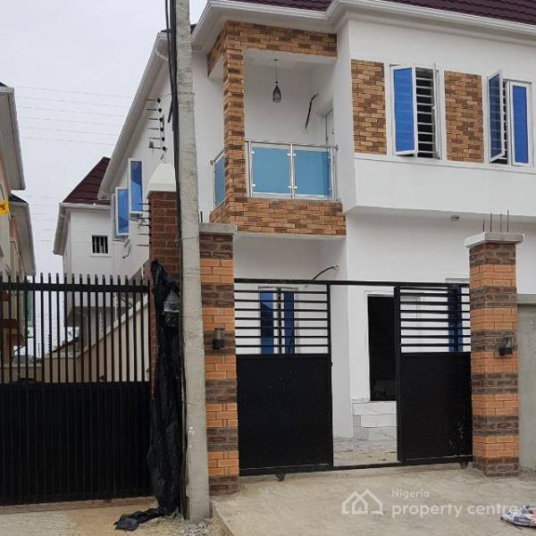 For Sale: Four Bedroom Duplex With A Bq(distressed Sale