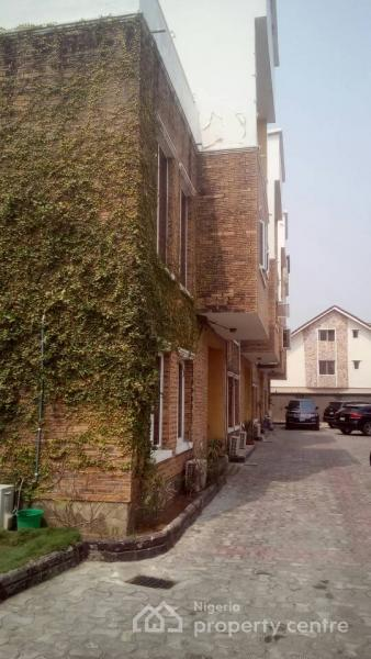 Spacious 5 Bedroom Terrace Duplex with a Room Bq Furnished for Sale at Lekki Phase 1, Off Hakeem Dickson Street Lekki Phase 1, Lekki Phase 1, Lekki, Lagos, Terraced Duplex for Sale