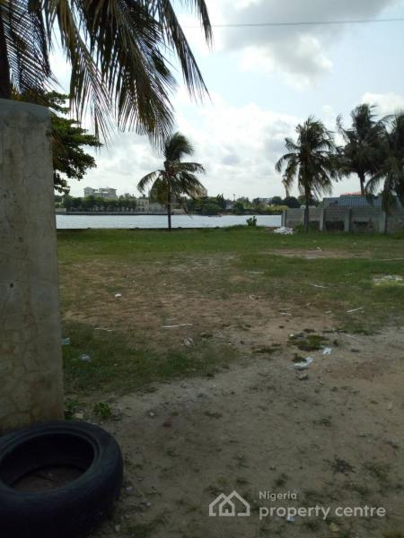 Urgent Lease for 5 Yrs of 600sqms Water Front, Lekki Phase 1, Lekki, Lagos, Mixed-use Land for Rent