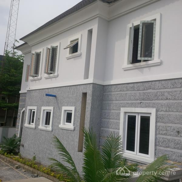 Brand New Twin 4 Bedroom Duplex with a Room Servant Quarters Each & Garden Area, By Next Cash & Carry Mall, Off Ahmadu Bello Way, Kado, Abuja, Hotel / Guest House for Sale