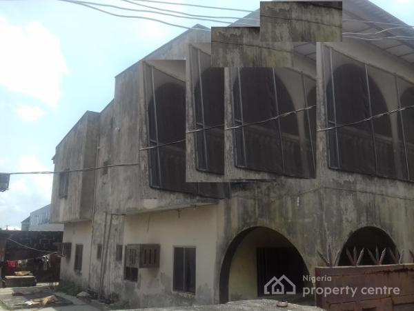 a 2 Bedroom Semi-detached Duplex, Between 6th and 7th Roundabout, Lekki, Lagos, Semi-detached Duplex for Sale