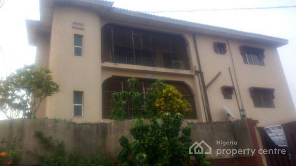 Luxury 2 Bedroom Flat, 8, David Omodara Street, By Giwa-oke Aro Road, Olambe, Ifo, Ogun, Flat for Rent