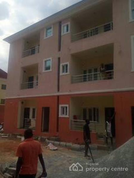 Newly Built and Tastefully Finished 2 Bedroom Flat, Mabuchi, Abuja, Flat for Rent