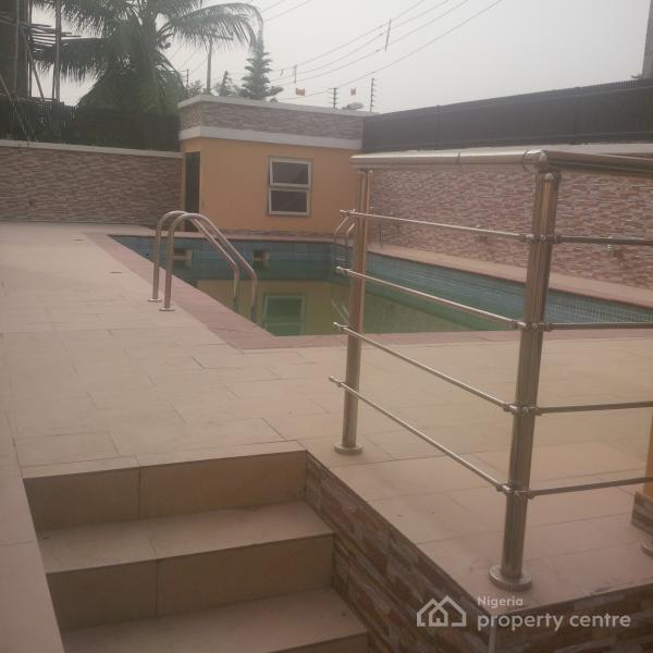 Luxury 3 Bedroom Flat with Bq, 24hrs Power Supply, Swimming Pool and Gym, Victoria Island (vi), Lagos, Flat for Rent