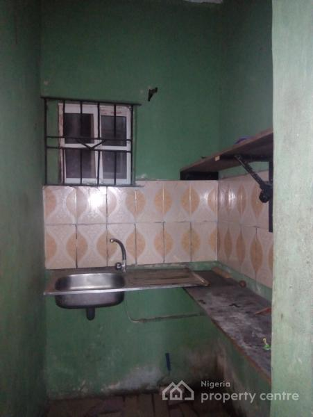 Sweet Lovely Room Self, Yaba, Lagos, Self Contained (studio) Flat for Rent