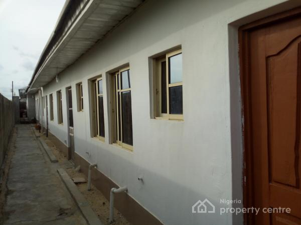 Nicely Built Self Con with Kitchen, Ilasan, Ikate Elegushi, Lekki, Lagos, Self Contained (single Rooms) for Rent
