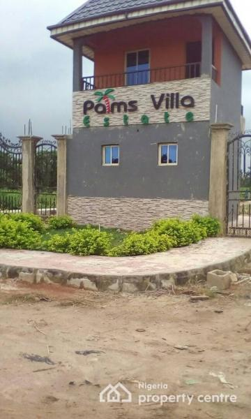 Affordable Dry Land with C of O, Palms Villa Estate Phase 1, Agbowa, Ikorodu, Lagos, Residential Land for Sale
