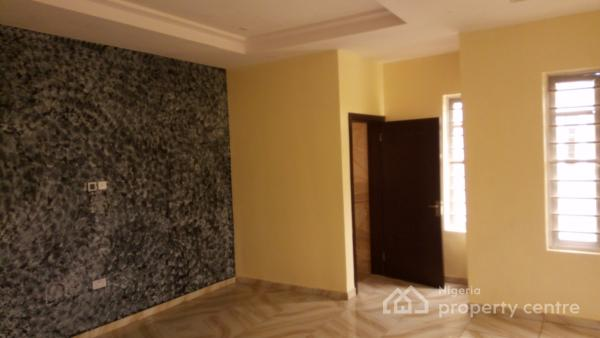 Brand New 4 Bedroom Terrace Duplex with Bq, Osapa, Lekki, Lagos, Terraced Duplex for Rent