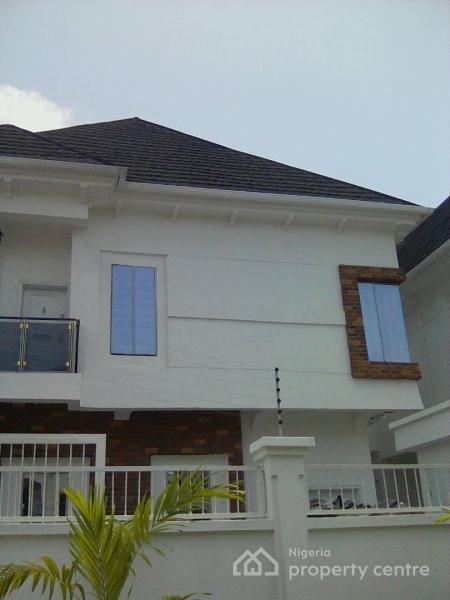 5 Bedroom Fully Detach Duplex, Chevy View Estate, Lekki, Lagos, Detached Duplex for Sale