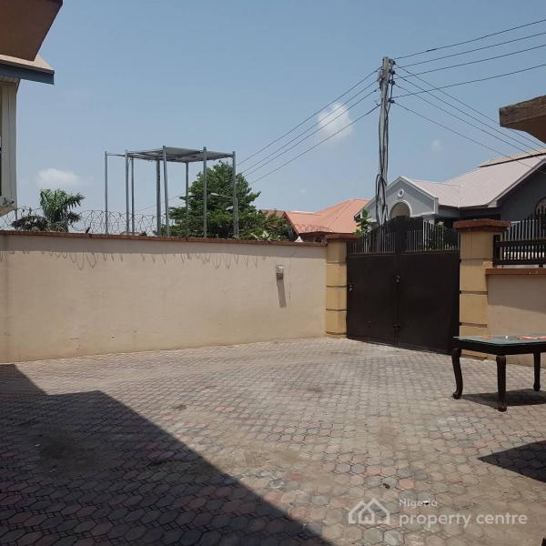 Executive 5 Bdrm Detached Duplex, Caroline Atounah Street, Lekki Phase 1, Lekki, Lagos, Detached Duplex for Rent