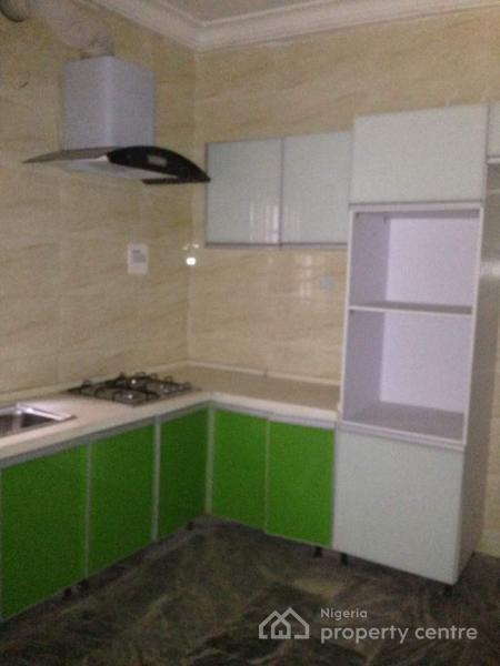 Top Notch 3 Bedroom Flat, Mabuchi, Abuja, Flat for Rent