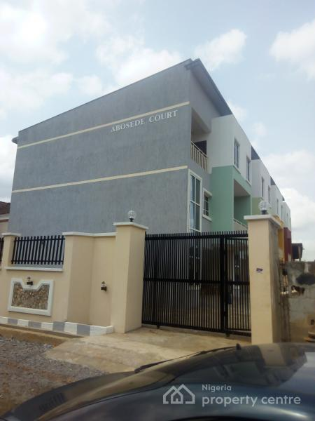Tastefully Finished 4 Bedroom Terrace Duplex, Opic, Isheri North, Lagos, Terraced Duplex for Rent