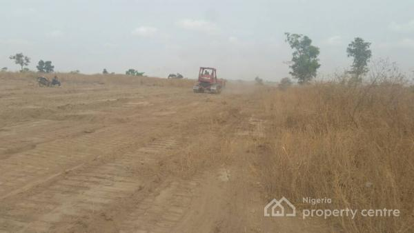 300 Sqm Serviced Plots of Land at Pykassa Lugbe Abuja. Pay As Low As 65,000 Naira Every Single Month for 36 Months, Lugbe District, Abuja, Residential Land for Sale