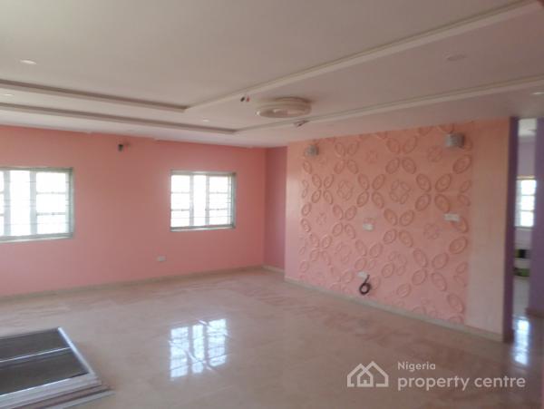 Duplex 4 Bedroom + Swimming Pool + Bq, Life Camp, Gwarinpa, Abuja, Detached Duplex for Rent