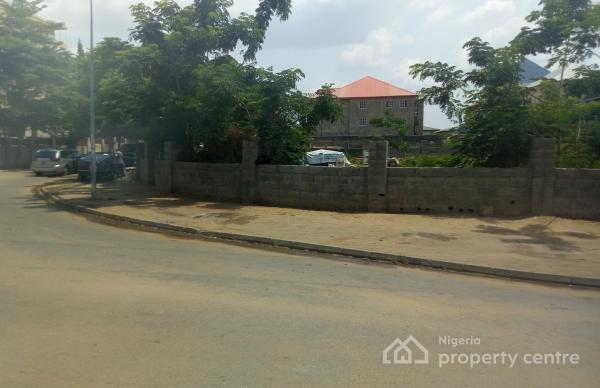 1600sqm Corner Piece Commercial Land with C of O, T. O. S. Benson Street, Utako, Abuja, Commercial Land for Sale