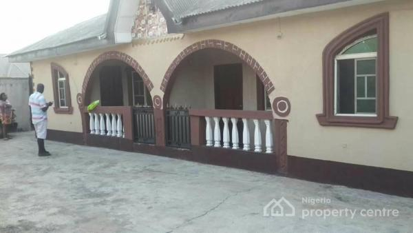 Room and Parlor Self Contained, Unity Estate, Igbogbo, Ikorodu, Lagos, Mini Flat for Rent