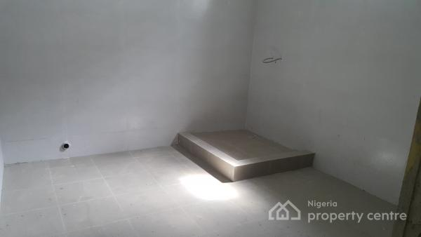 Brand New Serviced 4 Bedroom Semi-detached House with Bq and 24 Hours Power, Lafiaji, Lekki, Lagos, Semi-detached Duplex for Sale