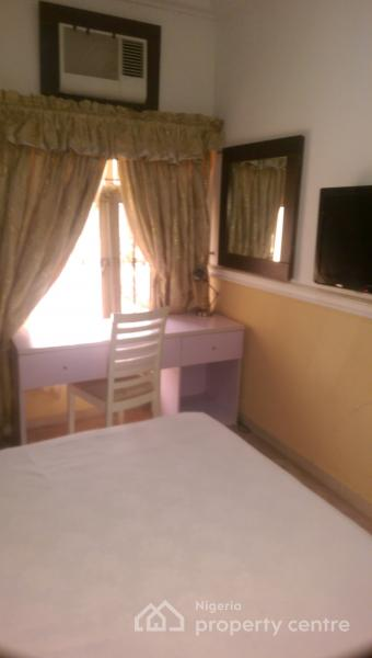 Serviced and Furnished Luxury Apartment with Swimming Pool(negotiable), Jabi, Abuja, Self Contained (single Rooms) Short Let