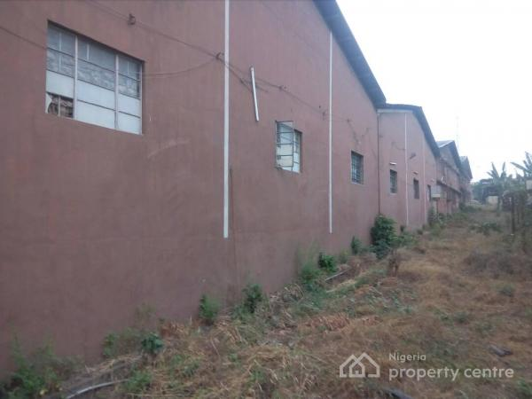 Warehouse Complex Of 3000sqm On 2 Acres