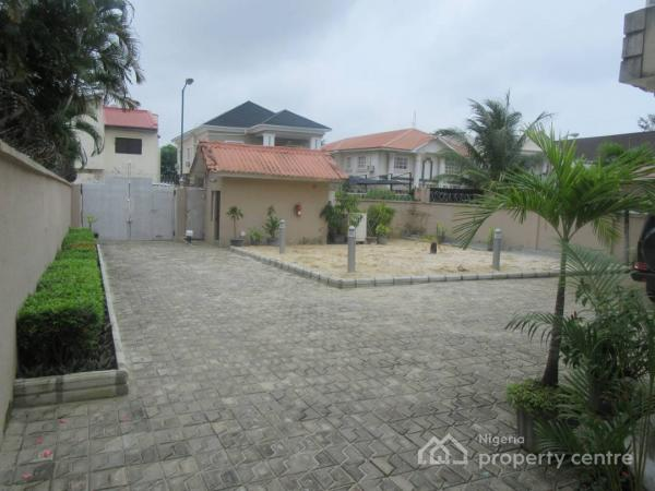 ... Lovely 5 Bedroom Duplex With Bq And Water Fountain, Vgc, Lekki, Lagos,  ...