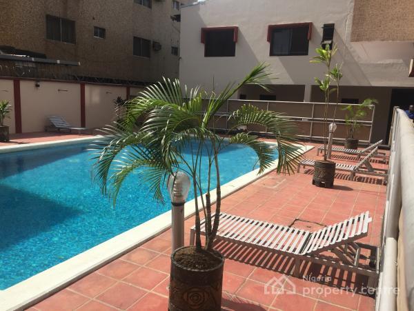 3 Bedroom Newly Renovated Flat, Etim Iyanga Crescent, Victoria Island (vi), Lagos, Flat for Rent
