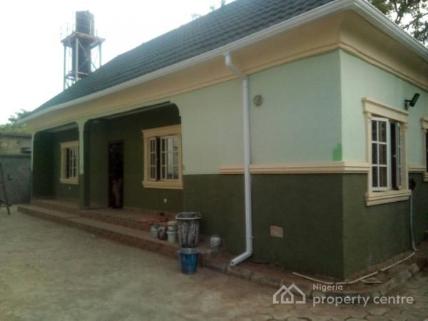 a Nicely Finished 1 Bedroom Apartment, Fafu Estate,  Off Peace Court Road, Lokogoma District, Abuja, Mini Flat for Rent