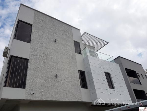 For Sale: New   5 Bedroom Fully Detached Triplex With Bullet Proof on