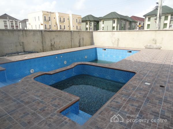 Brand New Luxury 4 Bedroom Terrace Duplex With Bq In A Secure Estate