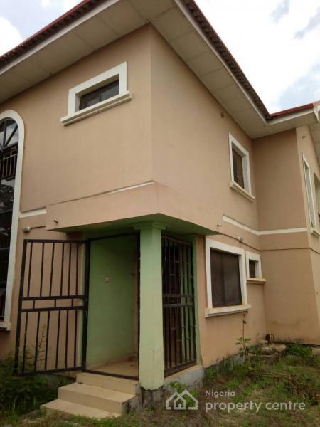 4 Bedroom House for Sale Gwarinpa, Abuja N48m, Lokogoma District, Abuja, Detached Duplex for Sale