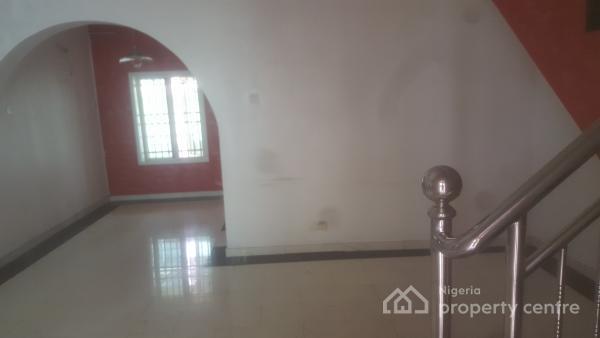 2 Bedroom Duplex with Bq, Osapa, Lekki, Lagos, Terraced Duplex for Rent