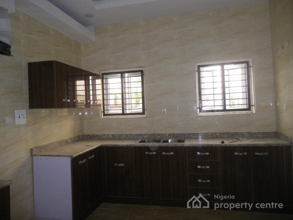 Twine  3 Bedrooms+bq, Kado, Abuja, Semi-detached Duplex for Sale