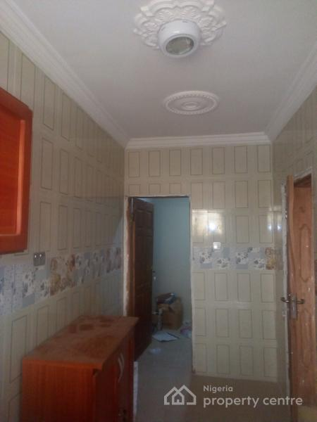 For Rent Superb 3 Bedroom Flat Pop Ceiling All Rooms En Suit Upstairs Separate Staircase New London Estate Baruwa Ipaja Ipaja Lagos 3 Beds 3 Baths Ref 245276
