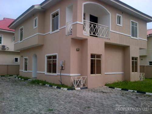 Download ... Bedroom Detached Duplex, Ajah, Lagos, 4 Bedroom House For ...