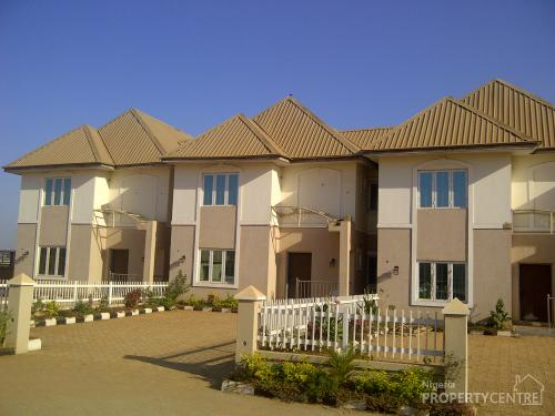 For sale sale new luxury 4 bedroom duplex in durumi for Houses in abuja nigeria