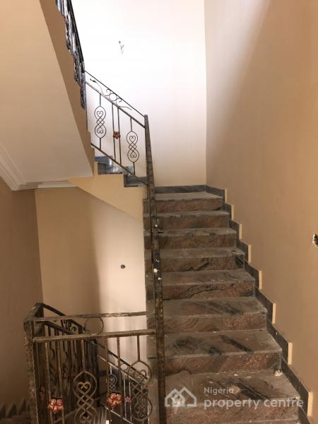 Letting Now New and Luxury 2 Bedroom Apartment with Gen and Acs, Mabuchi, Abuja, Flat for Rent