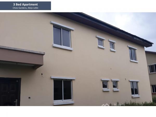 3 Bedroom Bungalow, Abijo, Lekki, Lagos, Detached Bungalow for Sale