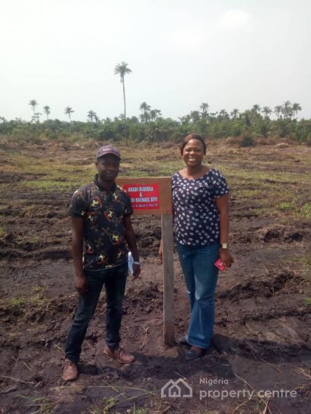 Plots of Dry Land, Cedarwood Bay, Ibeju Lekki, Lagos, Land for Sale