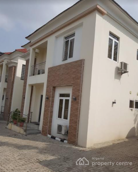 Luxury 4 Bedroom Duplex at Wuse 2, Wuse 2, Abuja, Semi-detached Duplex for Rent