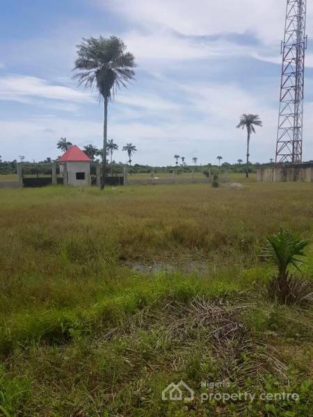 Exquisite Lands Facing The Express Way, Ibeju Lekki, Lagos, Residential Land for Sale