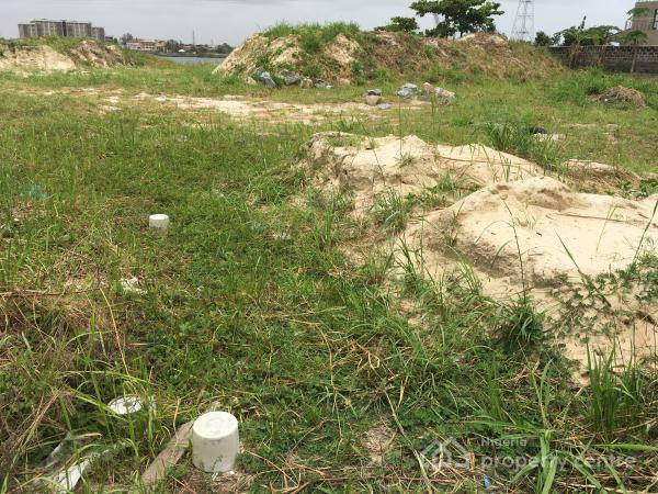 4,500sqm Waterfront Land, Off 5th Avenue, Banana Island, Ikoyi, Lagos, Mixed-use Land for Rent