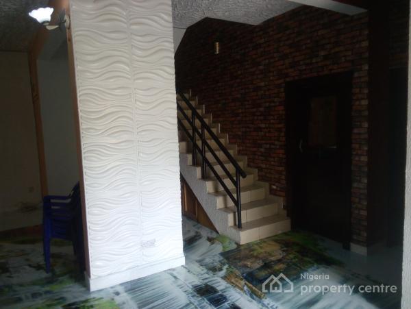 4 Bedroom Detached Duplex, Chevron Drive, Northern Foreshore, Lekki, Lagos, Detached Duplex for Rent