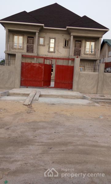 Newly Built 3no 3 Bedroom Flat at Brg. Sambo Dasuki Street Ira Nla Ajah, Brig. Sambo Dasuki Street, Mint Estate, Ira Nla Ajah, Ado, Ajah, Lagos, Flat for Rent