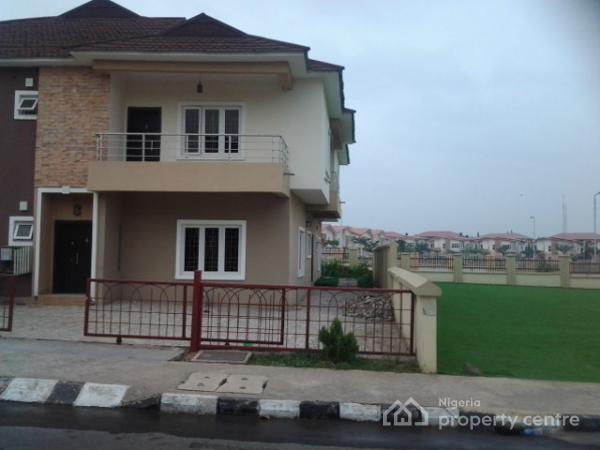 Four (4) Bedrooms Semi Detached Duplex with Bq, Tolip Drive, Flowergate Estate, Apo, Abuja, Semi-detached Duplex for Sale