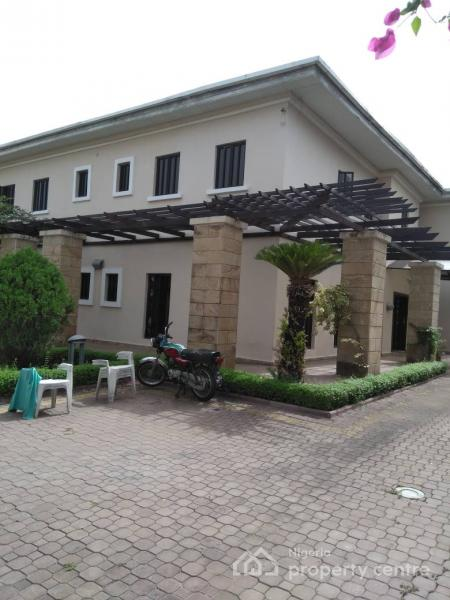 Palatial 5 Bedroom Detached House with Servant Quarters, Swimming Pool and Ample Parking Space, Vgc, Lekki, Lagos, Detached Duplex for Rent