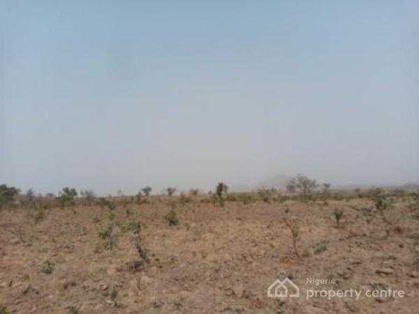 an Expanse of Land, Close to Kabiru Gaya Farm, Gwagwalada, Abuja, Land for Sale
