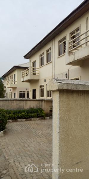 4 Bedroom Duplex, Lake View Estate, Jabi, Abuja, Semi-detached Duplex for Rent
