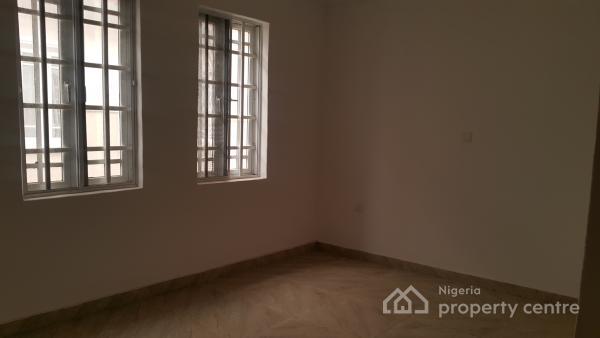 Brand New 3-bedroom Serviced Terrace Duplex with Bq, Lafiaji, Lekki, Lagos, Terraced Duplex for Rent