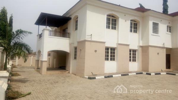 Nicely Finished Finished 5 Bedroom Duplex, Asokoro District, Abuja, Detached Duplex for Sale