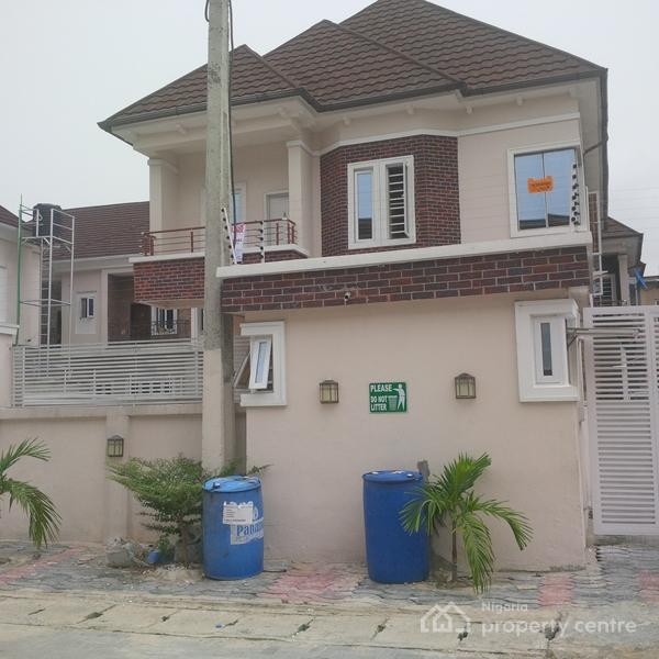 Places Available For Rent: Houses For Rent In Idado, Lekki, Lagos, Nigeria (45 Available